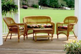 Can Wicker Furniture Be Outside Wicker Patio Chairs Set Patio Decoration