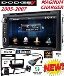 dodge charger touch screen 05 06 07 dodge magnum charger bluetooth touchscreen dvd cd usb car