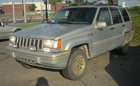 1993 jeep grand curb weight 1995 jeep grand specs and photots rage garage