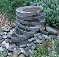 awesome home fountains outdoor better homes and gardens river rock