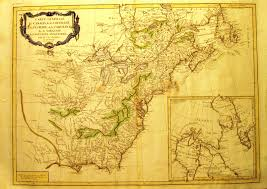 Ohio River On Us Map by 1775 To 1779 Pennsylvania Maps