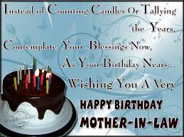 21 happy birthday message for mother in law from daughter images