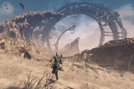 Xenoblade Chronicles Map Xenoblade Chronicles X Is The Huge Wondrous Sci Fi World Of Your