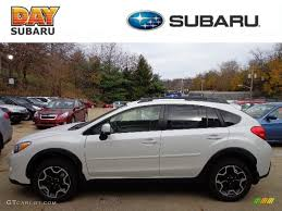 2013 subaru crosstrek interior 2013 satin white pearl subaru xv crosstrek 2 0 limited 73440502