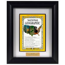 Framed Map Of The World by Framed U0027 U0027your Year U0027 U0027 National Geographic Magazine National
