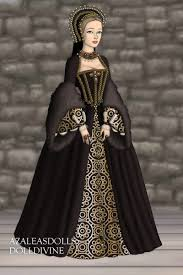 a spanish style gown for queen katherine of aragon by badalice