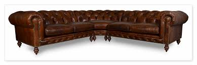 Made In Usa Leather Sofa Chesterfield Leather Sofa Bonners Furniture