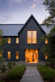 vertical siding rustic cottage best modern home exteriors ideas on