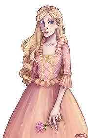 barbie princess pauper fanart vanettle