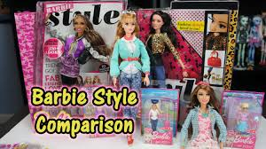 Barbie Home Decor by Barbie Style Doll Reviews And Comparisons Youtube