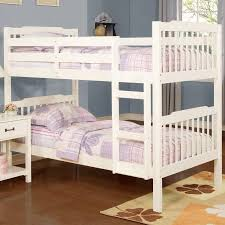 Bunk Bed Mattress Reviews Chelsea Elise Convertible Wood Bunk Bed