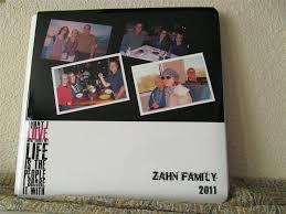 Personalized Scrapbook Albums Personalized Scrapbook Cover U2013 Citygates Co