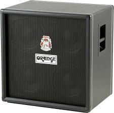 12 Inch Bass Cabinet Orange Amps Obc410 600 Watts 4x10 Inch Bass Speaker Cabinet With