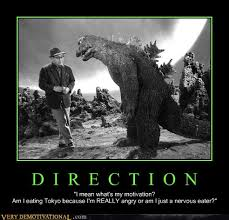 Godzilla Meme - godzilla meme very demotivational godzilla work harder not