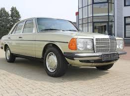 used 1980 mercedes benz 230 e sedan for sale in surrey pistonheads