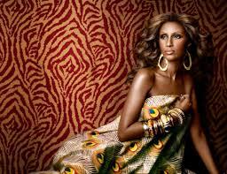 Iman Home Decor Supermodel Iman Launches Iman Home Collection Tropics Magazine