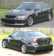lexus is 300 kit is300 cspeed kit accolade