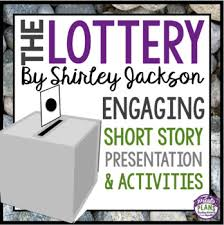 themes in the story the lottery the lottery by shirley jackson by presto plans tpt