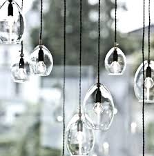 Blown Glass Pendant Lighting Blown Glass Pendant Lights Industrial Hanging Pendant Lights