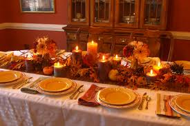 thanksgiving dinner decoration ideas wecleanairducts