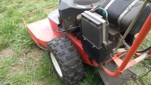 kawasaki dr all terrain mower fh451v 15 0 youtube