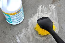 How To Clean A Concrete Patio by Patio How To Clean Concrete Patio Pythonet Home Furniture