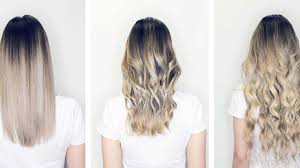 wash hair after balayage highlights balayage 101 everything you need to know about this highlighting
