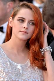 golden apricot hair color best celebrity red hair colors 2016 hairstyles 2017 of kristen