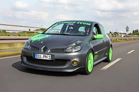 renault 4 tuning renault clio iv tuning