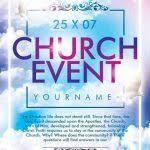free church event flyer templates 32 best church flyer templates