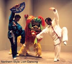 lion dancer book lion