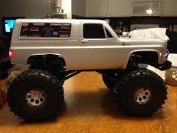 start of a rc mud truck project so far it u0027s a proline chevy