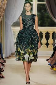 Molly Luetkemeyer by Spry On The Wall My Five Giambattista Valli Fall 2012 Couture