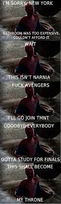The Amazing Spiderman Memes - spiderman dc marvel pinterest spiderman and marvel