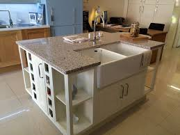 Ex Display Kitchen Island For Sale by Ex Display Kitchen Island Unit Including Units Sink Tap Wine