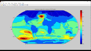 Climate World Map by Regional Climate Response To Co2 Emissions World Map