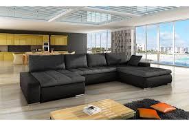canapé d angle cuir gris anthracite cout construction garage au m2 13 canape d angle cuir design