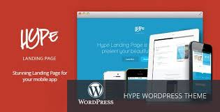 30 gorgeous mobile app landing page wordpress themes