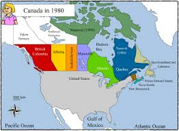 Canada Territories Map by Territory U2013 Societies And Territories