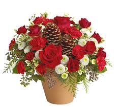 flowers gift christmas flowers gift bouquet at 1 800 florals florist