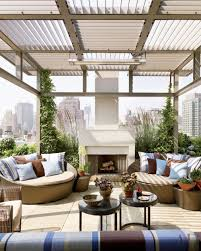 28 luxurious indoor outdoor rooms architectural digest indoor
