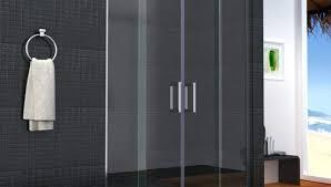 shower one piece corner shower stalls beautiful acrylic shower