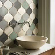 Arabesque Backsplash Tile by Ceramic Tile Twin Cities Backsplash Tile Ceramic Bathroom Tile