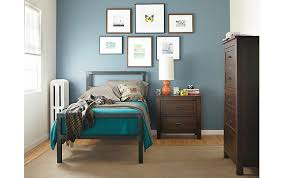 Room And Board Bedroom Furniture Parsons Bedroom With The Bennett Collection Modern Kids