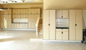 Woodworking Garage Cabinets Tall Storage Cabinet With Baskets Free Garage Cabinets Plans