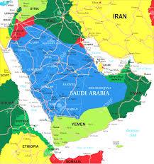 uae map united arab emirates maps beautiful uae and saudi arabia map in at