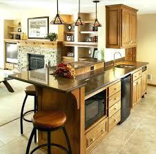 ideas for kitchen design basement kitchen ideas amazing unfinished basement ideas you should