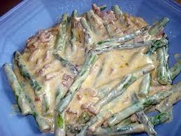 cuisiner asperge verte recette d asperges vertes a la crème