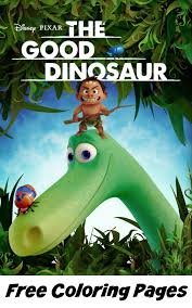 the good dinosaur free coloring pages mummy deal