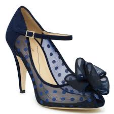 wedding shoes navy wedding ideas kate spade navy blue polka dot wedding shoes